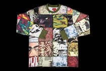 Supreme(シュプリーム) Tシャツ・カットソー Supreme Mosaic Patchwork L/S Top TEE SS 21 WEEK 1