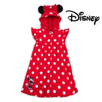 ★Disney★Minnie Mouse Red Cover-Up 90cm〜140cm