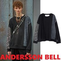 ★ANDERSSON BELL★限定UNISEX FABRIC CONTRAST SEOUL21