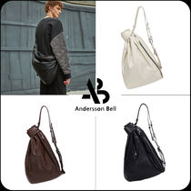 ANDERSSON BELL(アンダースンベル) ショルダーバッグ [ANDERSSON BELL] ★限定販売★UNISEX CONCH CROSSBODY BAG