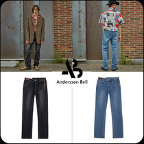 [ANDERSSON BELL]★限定販売★NEW AMERICA STRAIGHT-LEG JEANS
