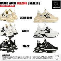 日本未入荷★naked wolfe★blazing 2 clolors