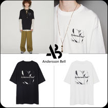 [ANDERSSON BELL]★限定販売★UNISEX CREVICE ART T-SHIRTS