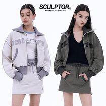 ★SCULPTOR★送料込み★韓国★正規品 大人気 Inside-Out Zip-Up