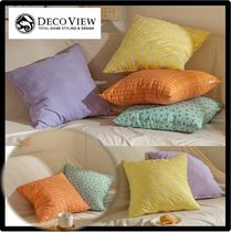 ★韓国雑貨★関税込★DECO VIEW★Happy Life Cushion Cove.r★