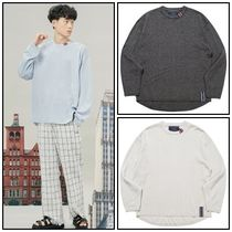 [ROMANTICCROWN] BASIC KNIT LONG SLEEVES★3色