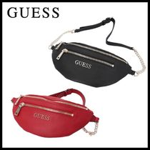GUESS ウエスト・ボディバッグ CALEY