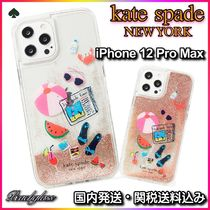 kate spade ☆ プールリキッド iPhone 12 Pro Max ケース