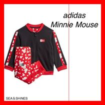 adidas キッズ Minnie Mouseジャージ上下セット