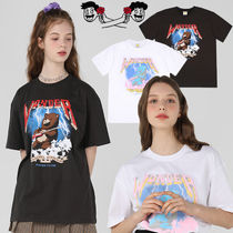 ★WONDERVISITOR★送料込み★韓国 大人気 Rocking bear T shirts