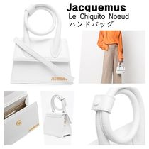 [Jacquemus] Le Chiquito Noeud ハンドバッグ