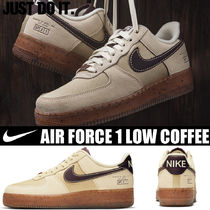 ◆大人気◆NIKE◆NIKE AIR FORCE 1 LOW COFFEE◆新商品◆