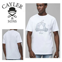 SALE★Wl Cookin T-Shirt【送込Cayler&Sons】三角手/文字★白