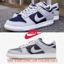 NIKE WMNS DUNK LOW COLLEGE NAVY ダンク ロー カレッジネイビー