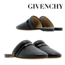 【GIVENCHY】関税込★21SS★SALE ロゴ ELBA SOFT NAPPA SLIPPERS