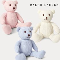【Ralph Lauren】Small Cable Cashmere Bear カシミア 522765