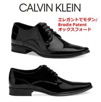 【Calvin Klein】エレガント♪Brodie Patent オックスフォード