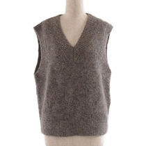 & Other Stories::Oversized Wool Knit Vest:S[RESALE]