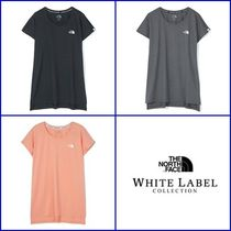 [THE NORTH FACE] W'S LINDEN S / S R / TEE ●