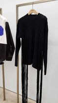 JIL SANDER直営店◆SWEATER CN LS KNITWEAR