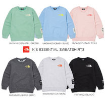 THE NORTH FACE ★ K'S ESSENTIAL SWEATSHIRTS ★ 6色