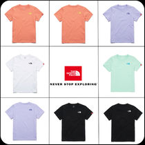 [THE NORTH FACE]★韓国大人気★K'S ESSENTIAL LOGO S/S R/TEE
