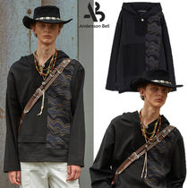 ★ANDERSSON BELL★送料込み★韓国 ETHNIC SURFING PANEL HOODIE