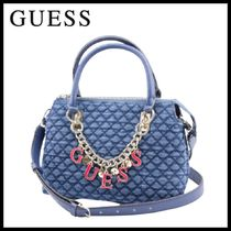 GUESS ハンド・トートバッグ PASSION SMALL SATCHEL