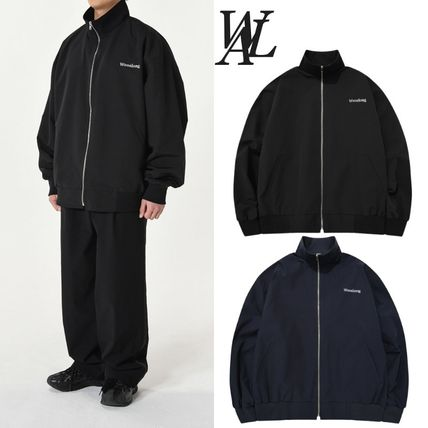 【WOOALONG】Utility over-fit jacket 男女兼用★