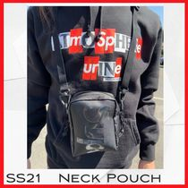Supreme ◆ SS21 Week1 ◆  Neck Pouch ネックポーチ