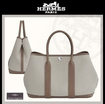 HERMES バッグ《 Garden Party  》30 Etoupe