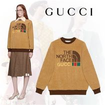 ●送料込●GUCCI●THE NORTH FACE x GUCCI エコファー