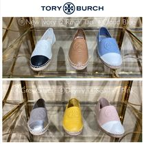 【 Tory Burch 】●セール●BENTON COLOR BLOCK ESPADRILLE