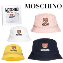 【MOSCHINO】関税込★21SS★ ロゴ バケットハット 箱付き ギフト