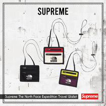 {Supreme} The North Face Expedition Travel Wallet 送料関税込