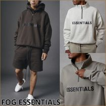 FOG Essentials Half Zip Pullover  ハーフジップ   送関込み