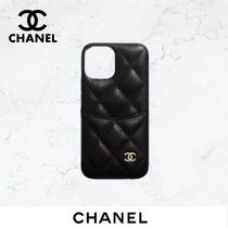 《21SS★》CHANEL iPhone 12 Pro MAX クラシック ケース