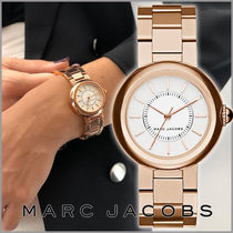 Marc by Marc Jacobs(マークバイマークジェイコブス) アナログ腕時計 【MARC JACOBS】Courtney ローズゴールド MJ3466