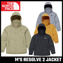 【THE NORTH FACE】M'S RESOLVE 2 JACKET
