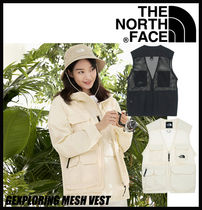 【THE NORTH FACE】EXPLORING MESH VEST