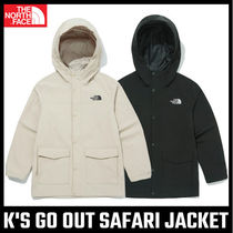 【THE NORTH FACE】 大人OK!K'S GO OUT SAFARI JACKET