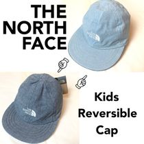 【THE NORTH FACE】キッズ リバーシブルキャップ  XS,S