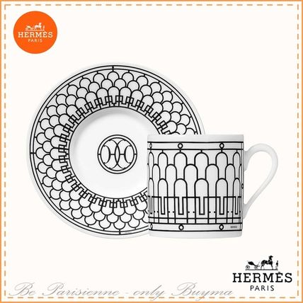 【HERMES】コーヒーカップ&ソーサー a cafe et soucoupe H Deco