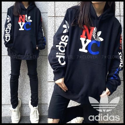 日本未入荷&安心国内発送★adidas Originals★MEN'S NYC HOODIE