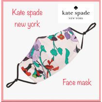Kate spade new york☆flower new non-medicalフェイスマスク☆