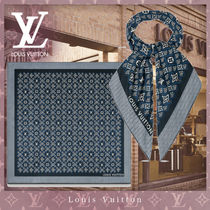 21SS【直営買付】Louis Vuitton カレ・SINCE 1854★シルク100%