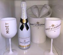 moet chandon☆Champagne Flutes Wine Cup・関送込