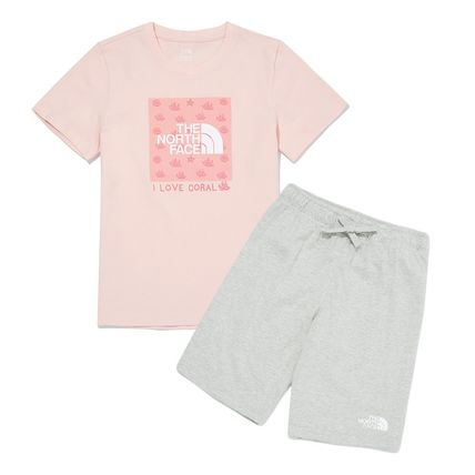 THE NORTH FACE キッズ用トップス THE NORTH FACE K'S GREEN EARTH LOUNGE SET MU2048 追跡付(15)