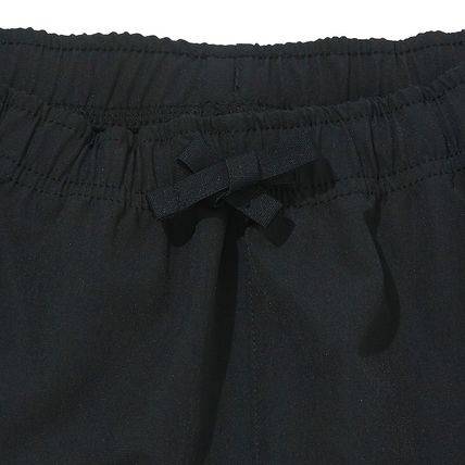 THE NORTH FACE キッズ用トップス THE NORTH FACE K'S WOVEN SHORTS LOUNGE EX SET MU2049 追跡付(10)