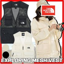 ☆新作☆THE NORTH FACE☆EXPLORING MESH VES.T☆ベスト☆